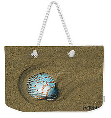 Jewel On The Beach Weekender Tote Bag by Mike Robles
