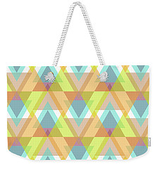 Jeweled Weekender Tote Bag by SharaLee Art