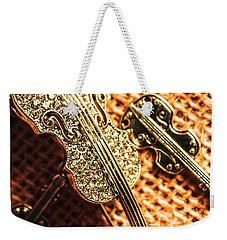 Jewellery Concerto Weekender Tote Bag