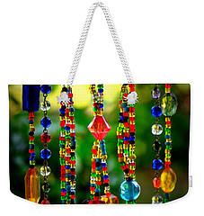 Jewels In The Sun Weekender Tote Bag