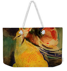 Jewels Of Lakes. Weekender Tote Bag