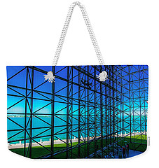 'jfk Library' Weekender Tote Bag