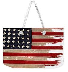 Jfk's Pt-109 Flag Weekender Tote Bag