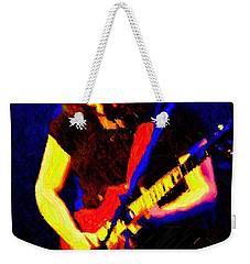 Stella Blue Weekender Tote Bag