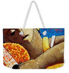Jibara Y Sol Weekender Tote Bag