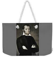 Jim Bowie - The Alamo Weekender Tote Bag