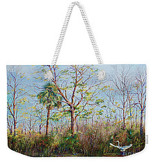Jim Creek Lift Off Weekender Tote Bag