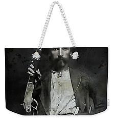 Jim Hawkins Texas Ranger  C. 1870 Weekender Tote Bag