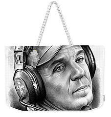 Jimbo Fisher Weekender Tote Bag by Greg Joens