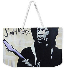 Jimi Gretness Weekender Tote Bag