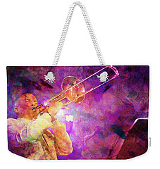 Jimmy Bosch,painting Styles Weekender Tote Bag