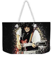 Jimmy Page II Weekender Tote Bag