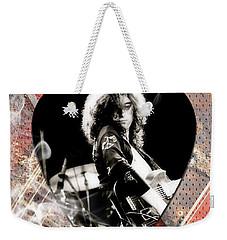 Jimmy Page Led Zeppelin Art Weekender Tote Bag