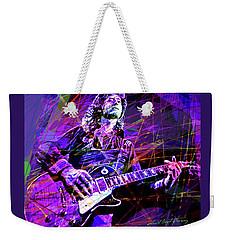 Jimmy Page Solos Weekender Tote Bag