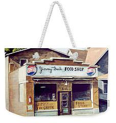 Jimmy The Greek Weekender Tote Bag