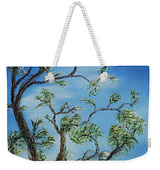 Jim's Tree Weekender Tote Bag