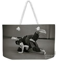 Jiu Jitsu Weekender Tote Bag