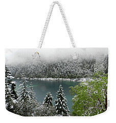 Jiuzhaigou National Park, China Weekender Tote Bag