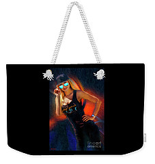 Joan Pulido Weekender Tote Bag