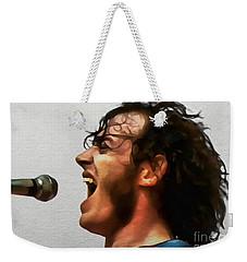 Joe Cocker 01 Weekender Tote Bag