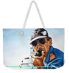 Joe Johnson Weekender Tote Bag by Tim Johnson