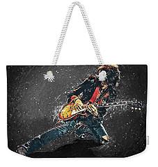 Joe Perry Weekender Tote Bag