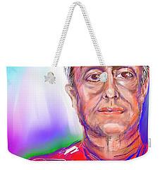 Joe Self Portiture  Weekender Tote Bag