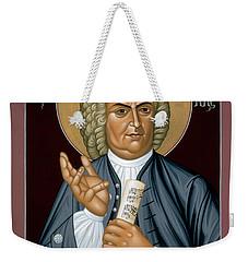 Johann Sebastian Bach - Rljsb Weekender Tote Bag