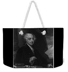 John Adams Second Potus Weekender Tote Bag