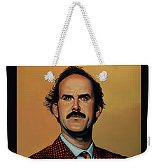 John Cleese Weekender Tote Bag by Paul Meijering