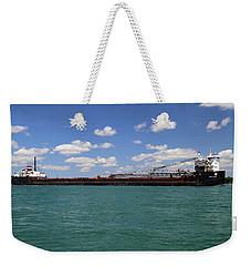 John D. Leitch Weekender Tote Bag