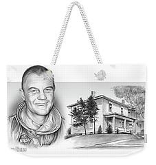 John Glenn Birth Place 2 Weekender Tote Bag