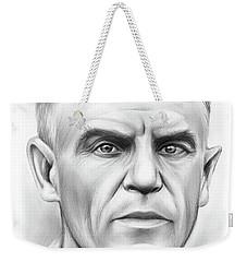 John Heisman Weekender Tote Bag by Greg Joens