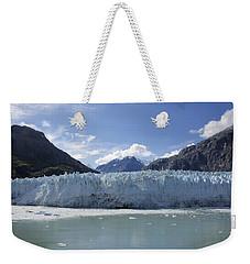 John Hopkins Glacier 14 Weekender Tote Bag