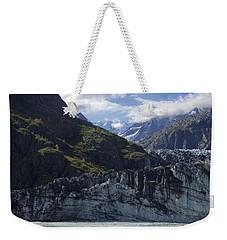 John Hopkins Glacier 15 Weekender Tote Bag
