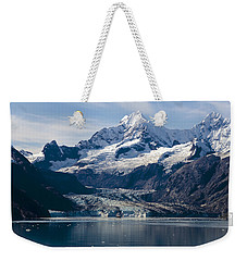 John Hopkins Glacier 3 Weekender Tote Bag