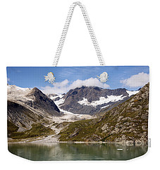 John Hopkins Glacier 5 Weekender Tote Bag