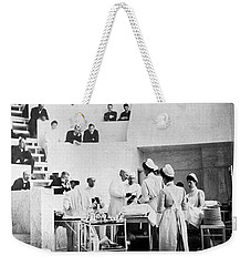 John Hopkins Operating Theater, 19031904 Weekender Tote Bag