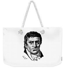 John Jacob Astor Weekender Tote Bag