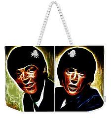 John, Paul, George And Ringo Weekender Tote Bag
