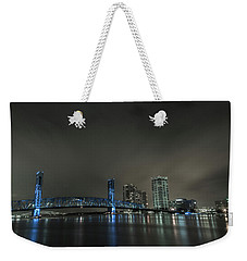 John T. Alsop Bridge 2 Weekender Tote Bag