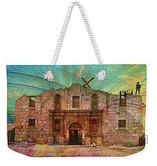 John Wayne's Alamo Weekender Tote Bag