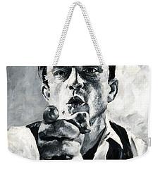 Johnny Cash II Weekender Tote Bag