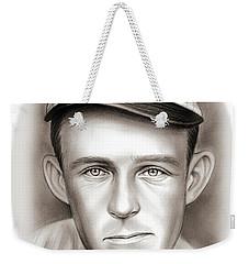 Johnny Evers Weekender Tote Bag