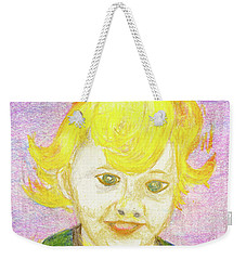 Johnny Weekender Tote Bag