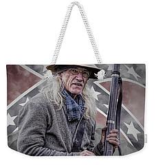 Johnny Reb Weekender Tote Bag
