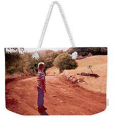 Johnny Weekender Tote Bag