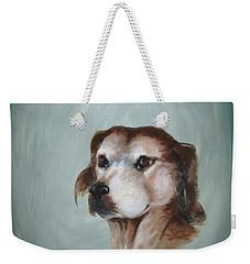 John's Buddy Weekender Tote Bag