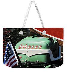 Johnson 25hp Weekender Tote Bag