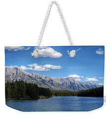 Johnson Lake, Ab  Weekender Tote Bag